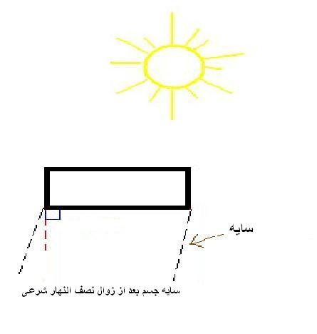 سایه خورشید2